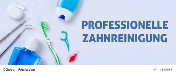 Professionelle Zahnreinigung Köln